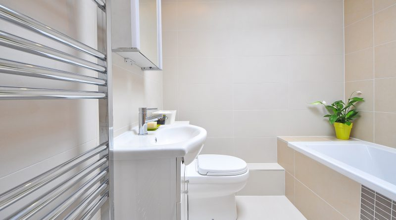 Een badkamer lekkage | In 2 Klussen
