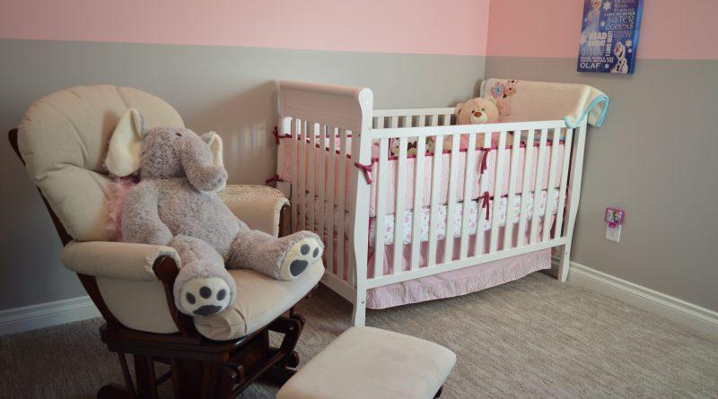 Kinderkamer creëren