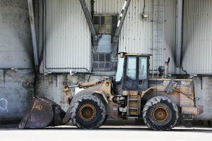 onderhoud bulldozer