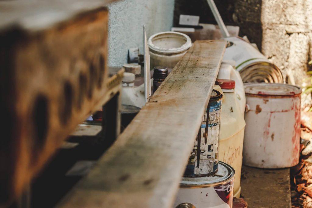 huis niet vuil maken bij verbouwing