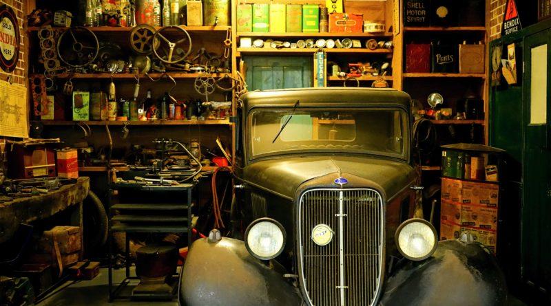 repareren auto